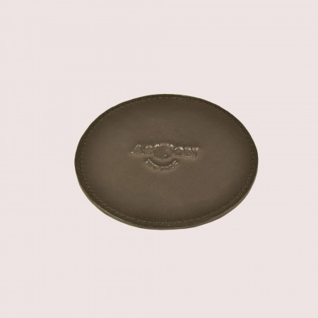 Majestic Leather Coasters-Set of 6
