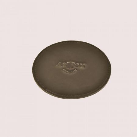 Majestic Leather Coasters-Set of 6