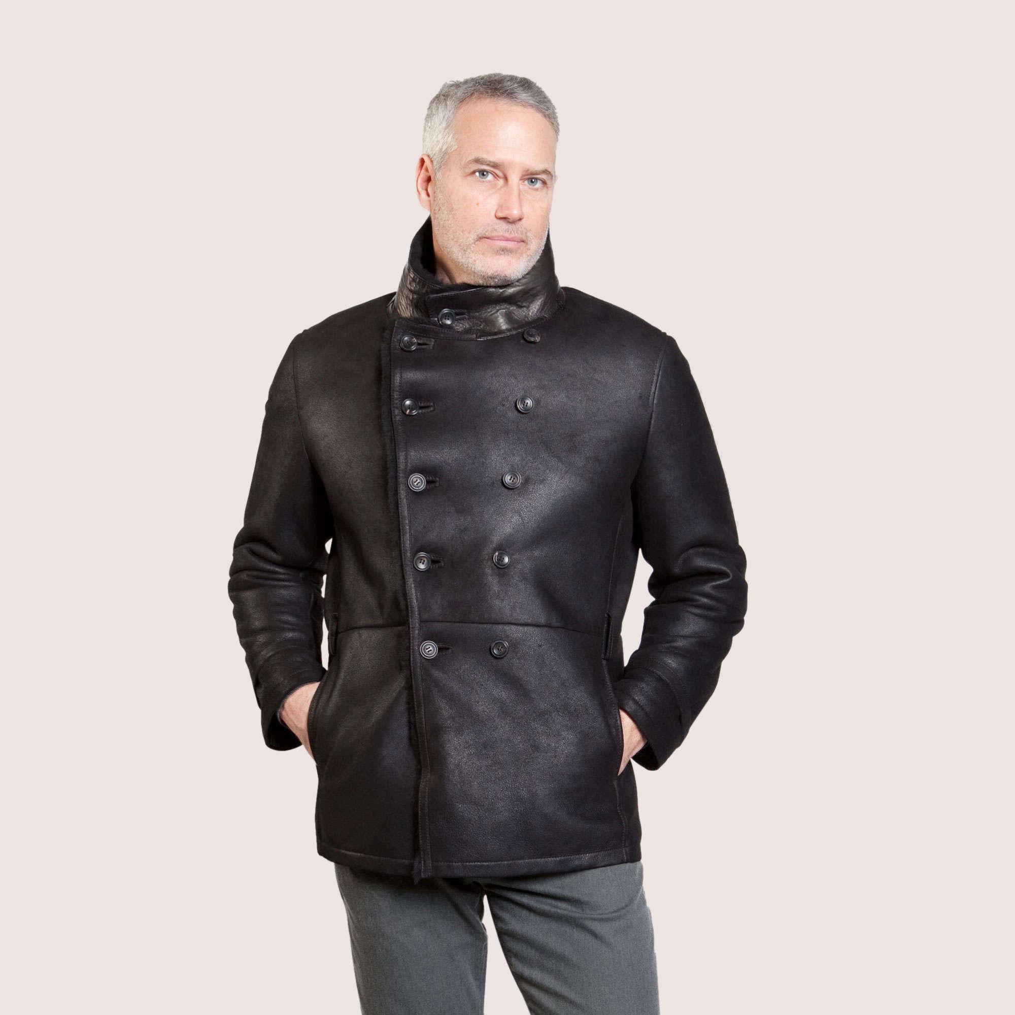 Wesley Shearling Jacket