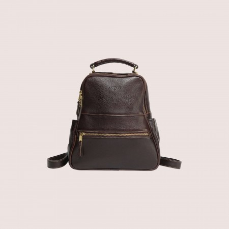 Jasmine Zippered Backpack