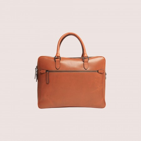 Franklin Zippered Briefcase
