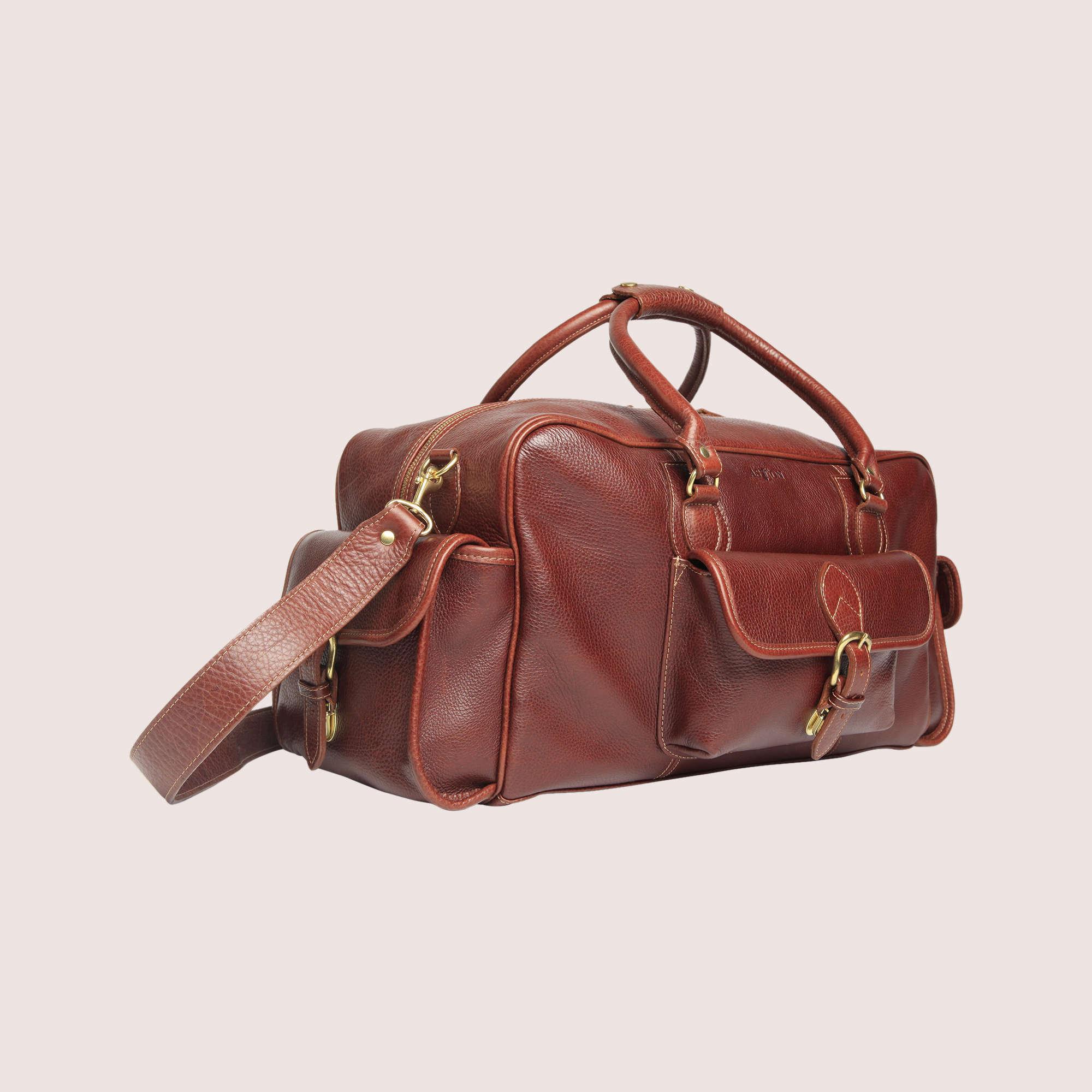 Milford Overnight Duffle Bag