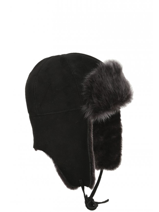 Denali Sheepskin Hat