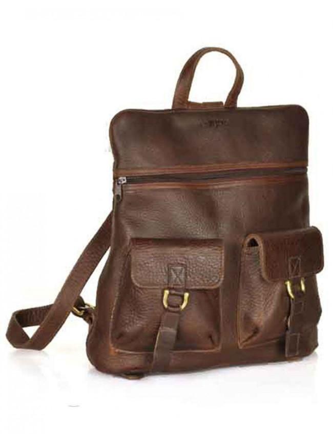 Theresa Zippered Backpack