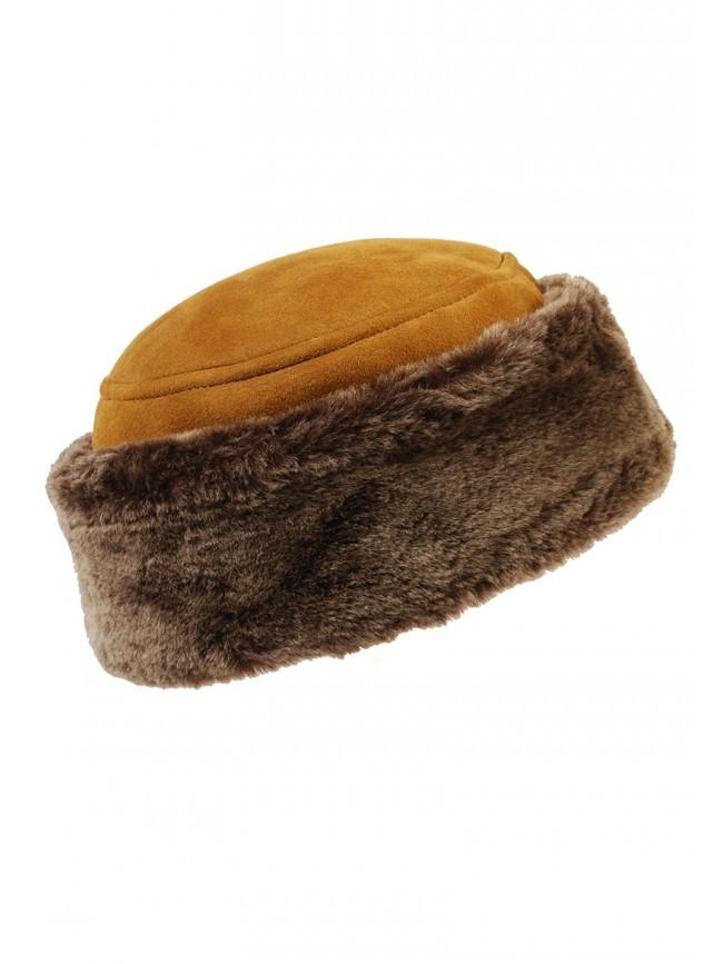 Men's Sheepskin Russian Hat