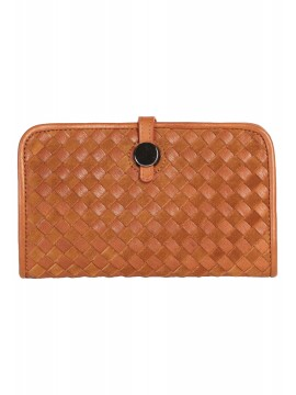 Wilma Woven Wallet-Large