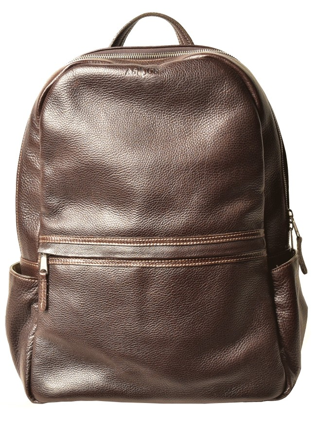 Melbourn Zippered Backpack