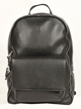 Oxford Zippered Backpack