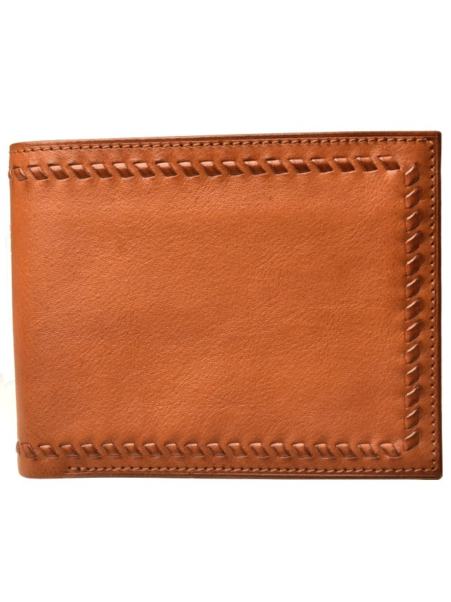 Twain Hand-Stitched Wallet