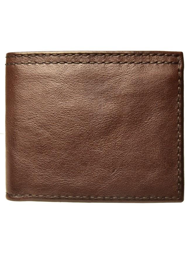 Hawthorne Hand-Stitched Wallet