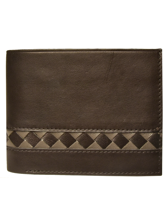 Walker Hand-Stitched Wallet