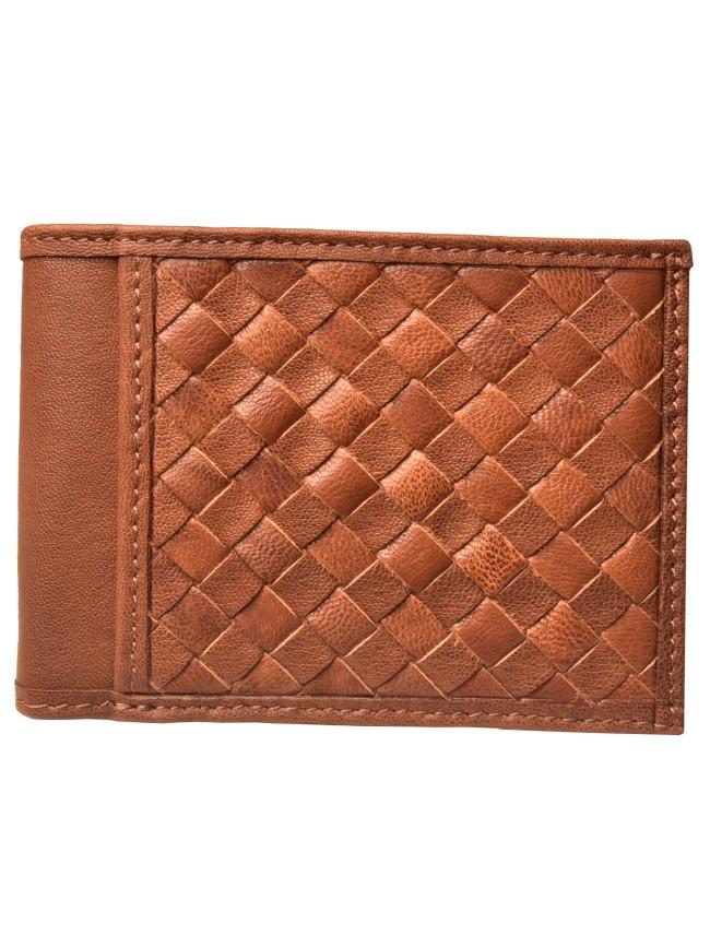 Heller Hand-Stitched Wallet