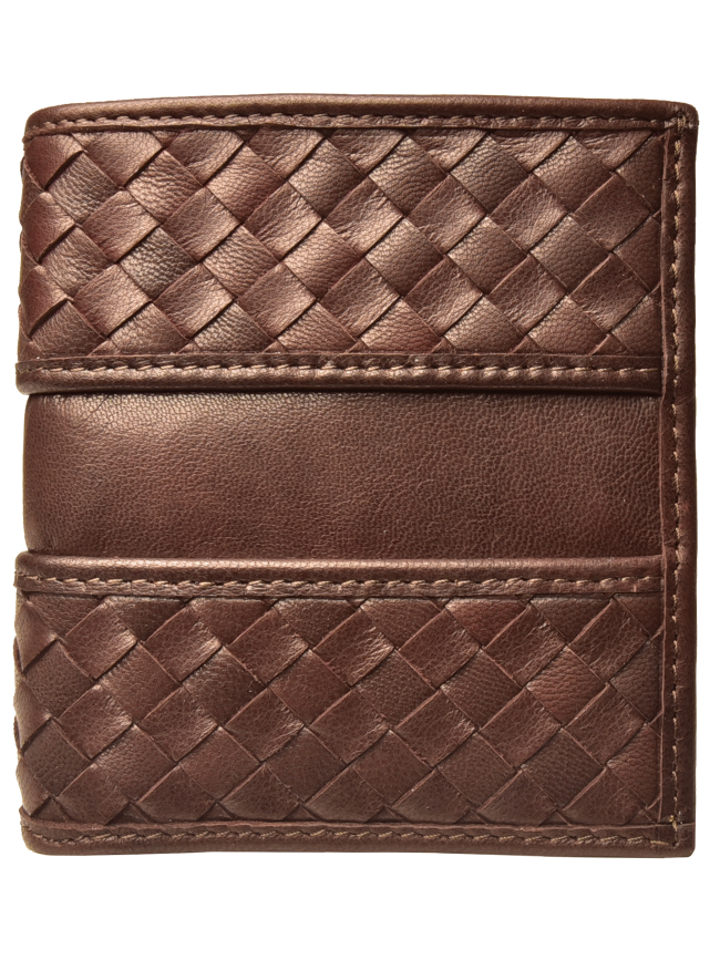 Frost Hand-Stitched Wallet