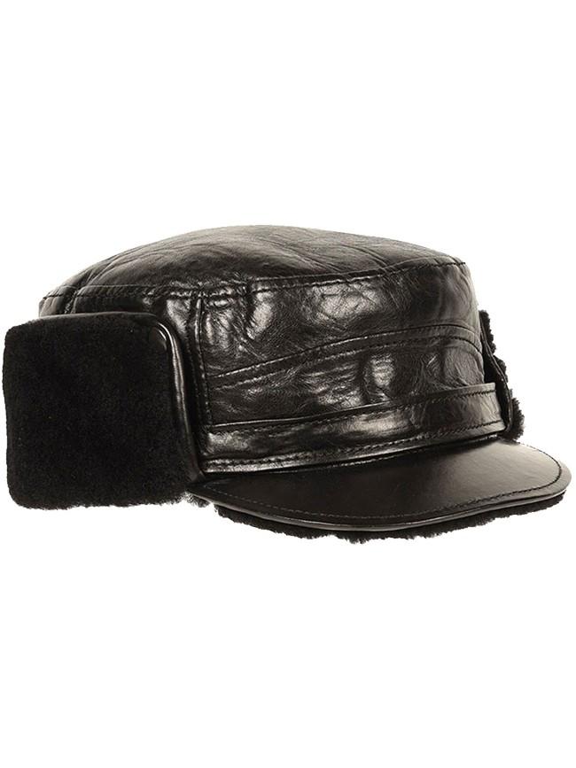 Trooper Lambskin Hat
