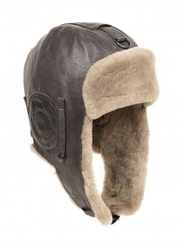 Royan Lambskin Aviator Hat