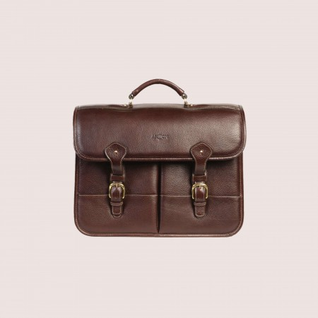 Faulkner Men's Oxford Briefcase