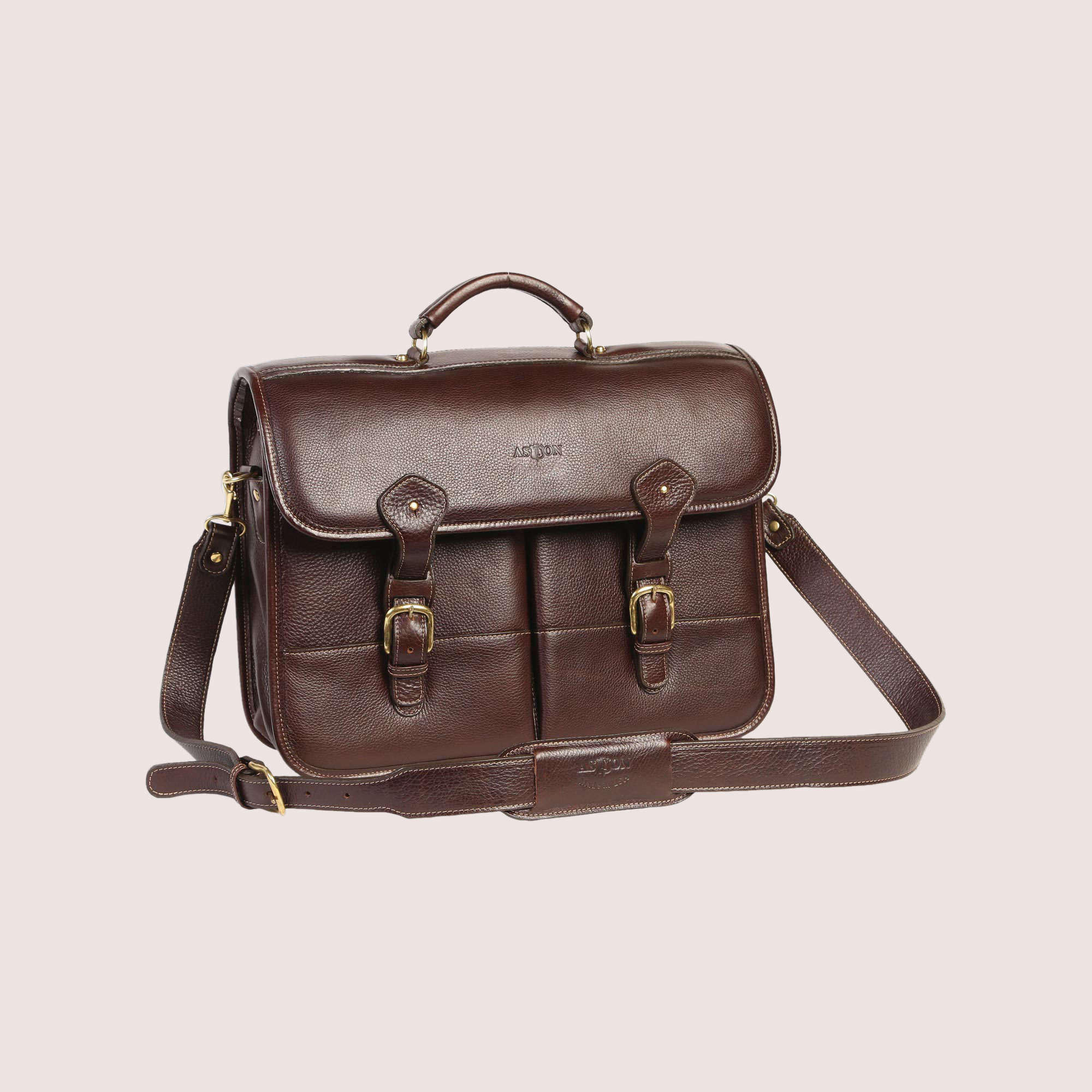 Faulkner Men's Oxford Briefcase