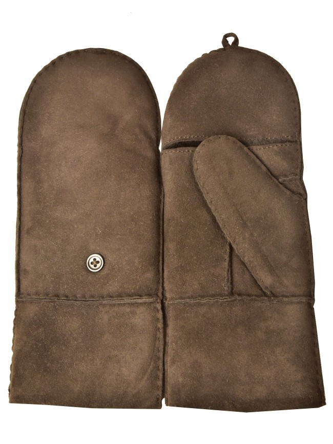 Sally Shearling Mittens