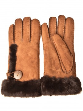 Ally Hand-Stitched Shearing Gloves
