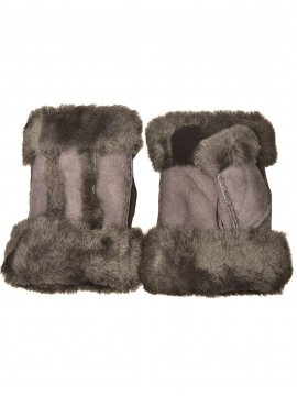 Abby Women's Hand-Stitched Shearing Mittens