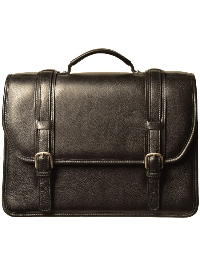 Conrad Triple Compartment Briefcase