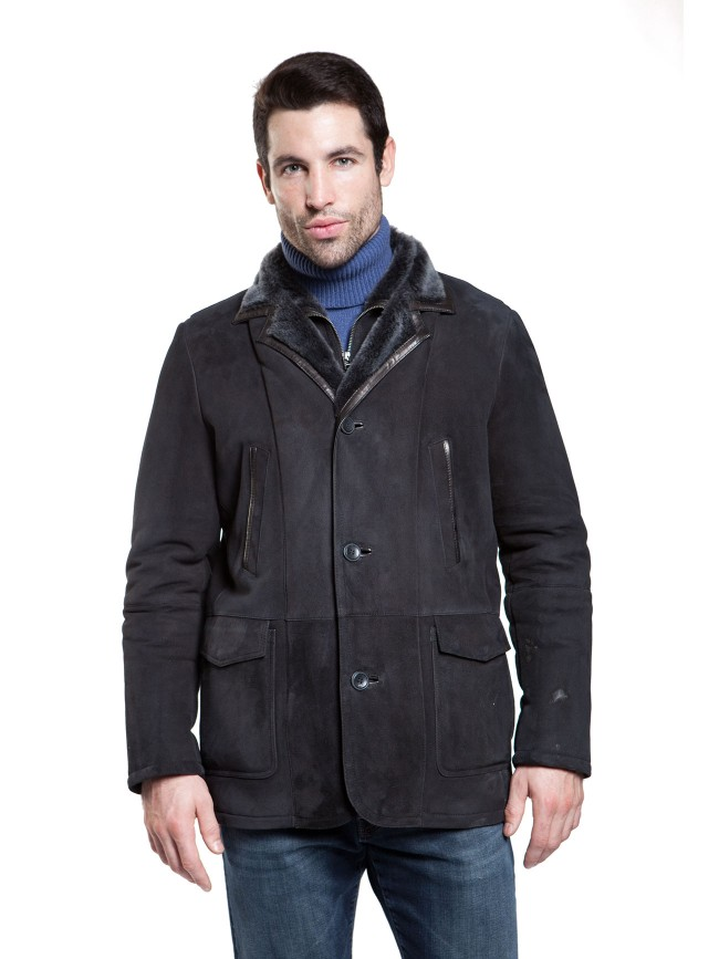 Bayridge Shearling Coat