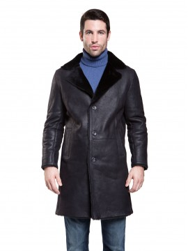 Fulton Shearling Coat