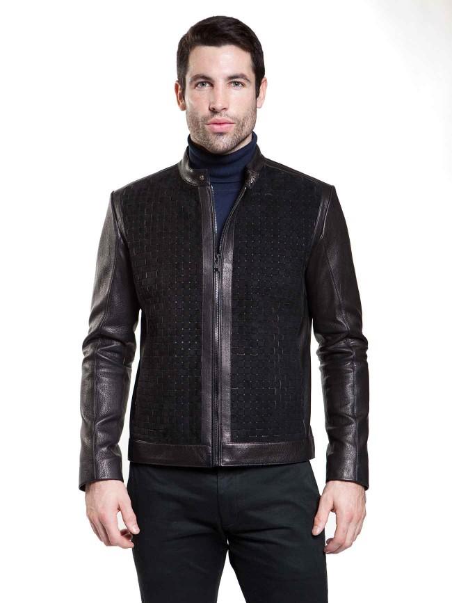Everett Leather Jacket