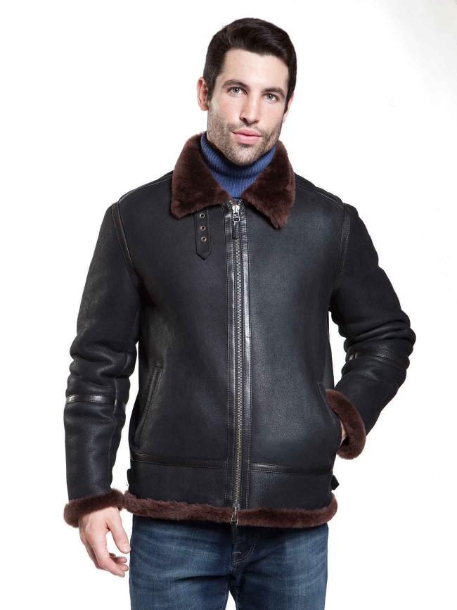 Cleveland Shearling Jacket