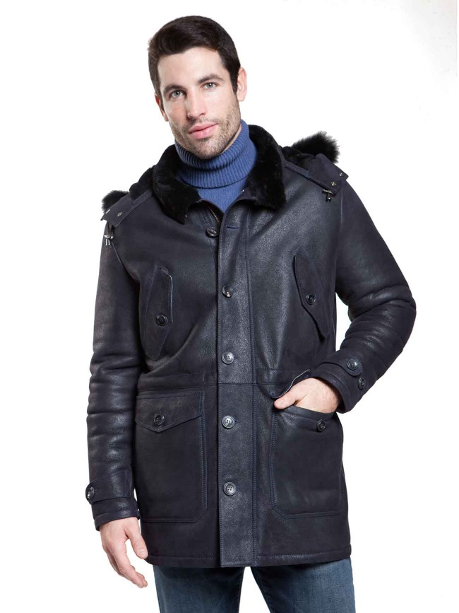 Fargo Shearling Jacket