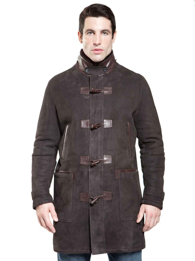 Cliffton Shearling Jacket