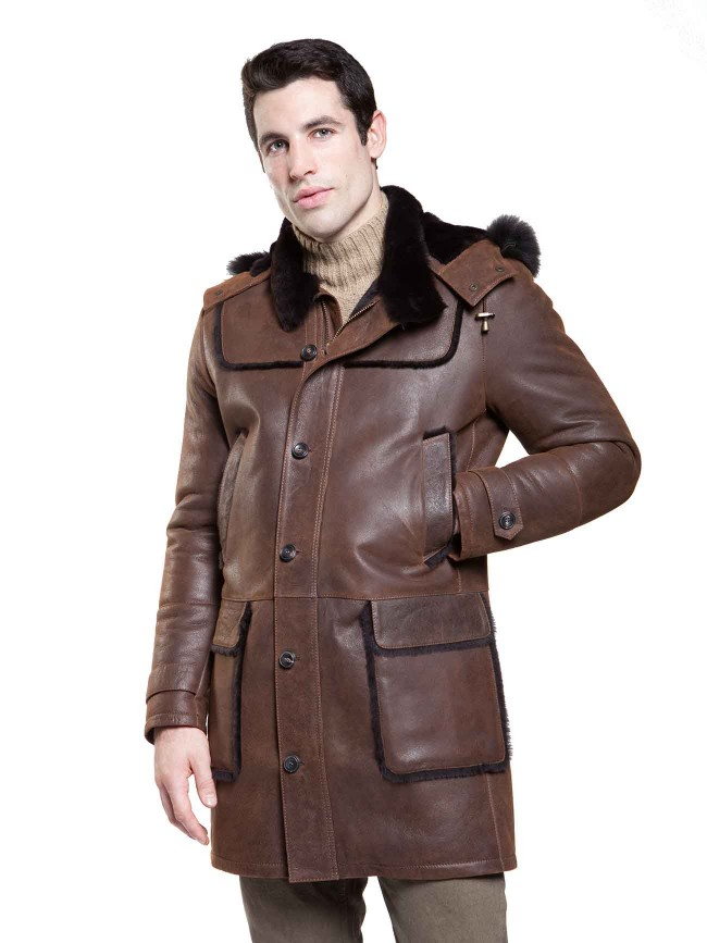 Valier Shearling Jacket