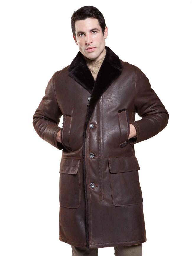 Ashland Shearling Jacket