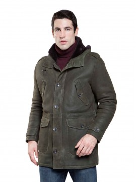 Greenwood Shearling Jacket