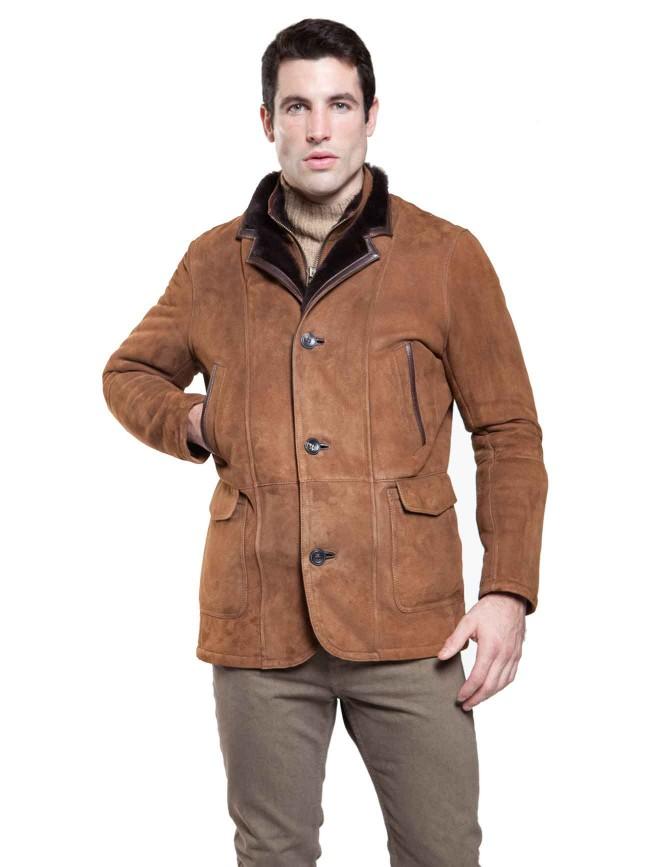 Westport Shearling Jacket