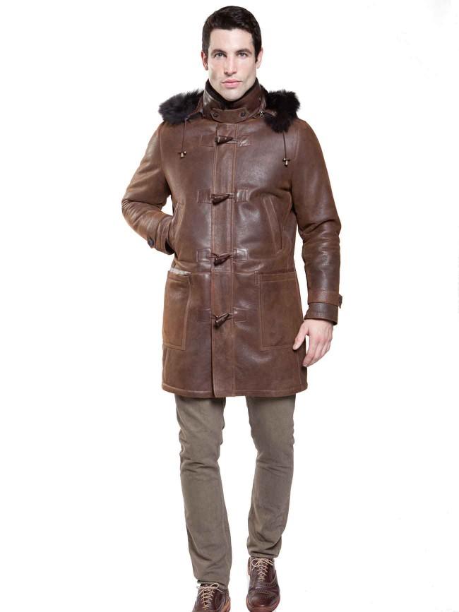 Stamford Shearling Coat