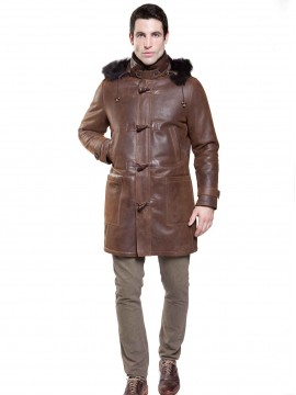 Stamford Shearling Coat