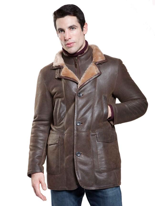 Utica Shearling Coat
