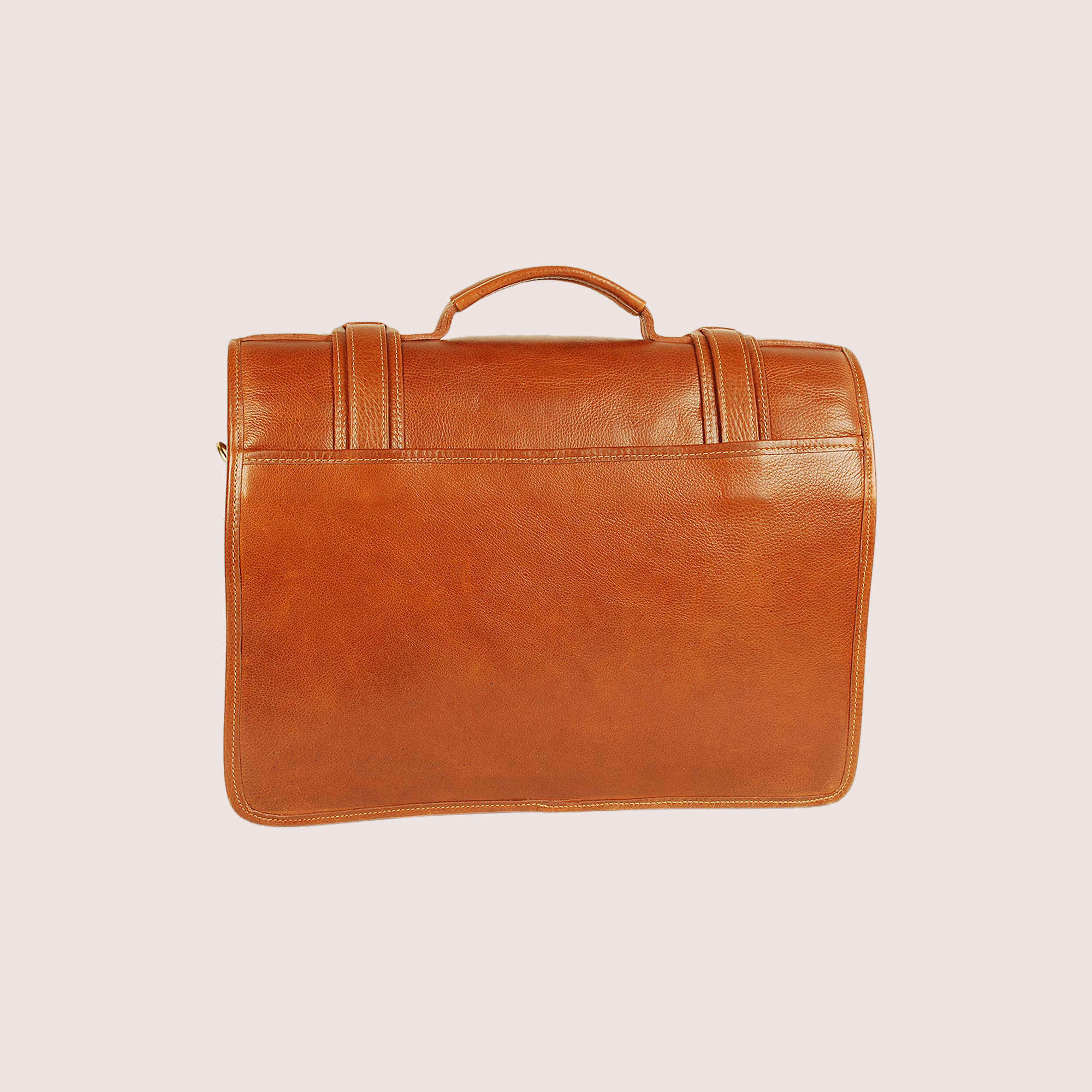 Conrad Double Compartment Briefcase