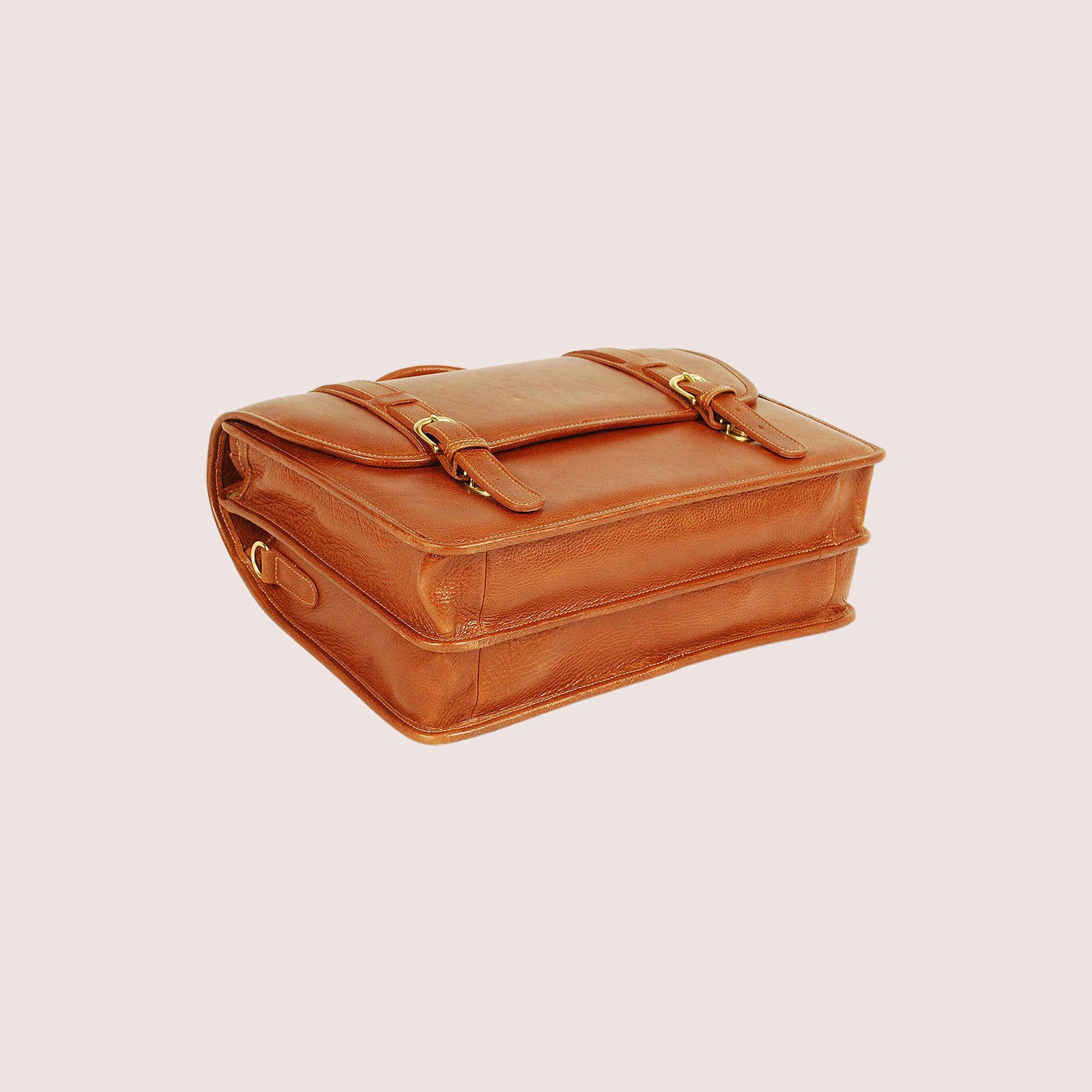 Conrad Double Compartment Briefcase