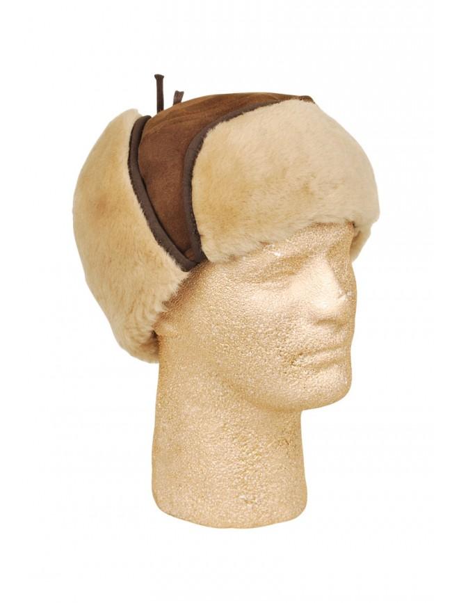 Men's Mountaineer Sheepskin Hat