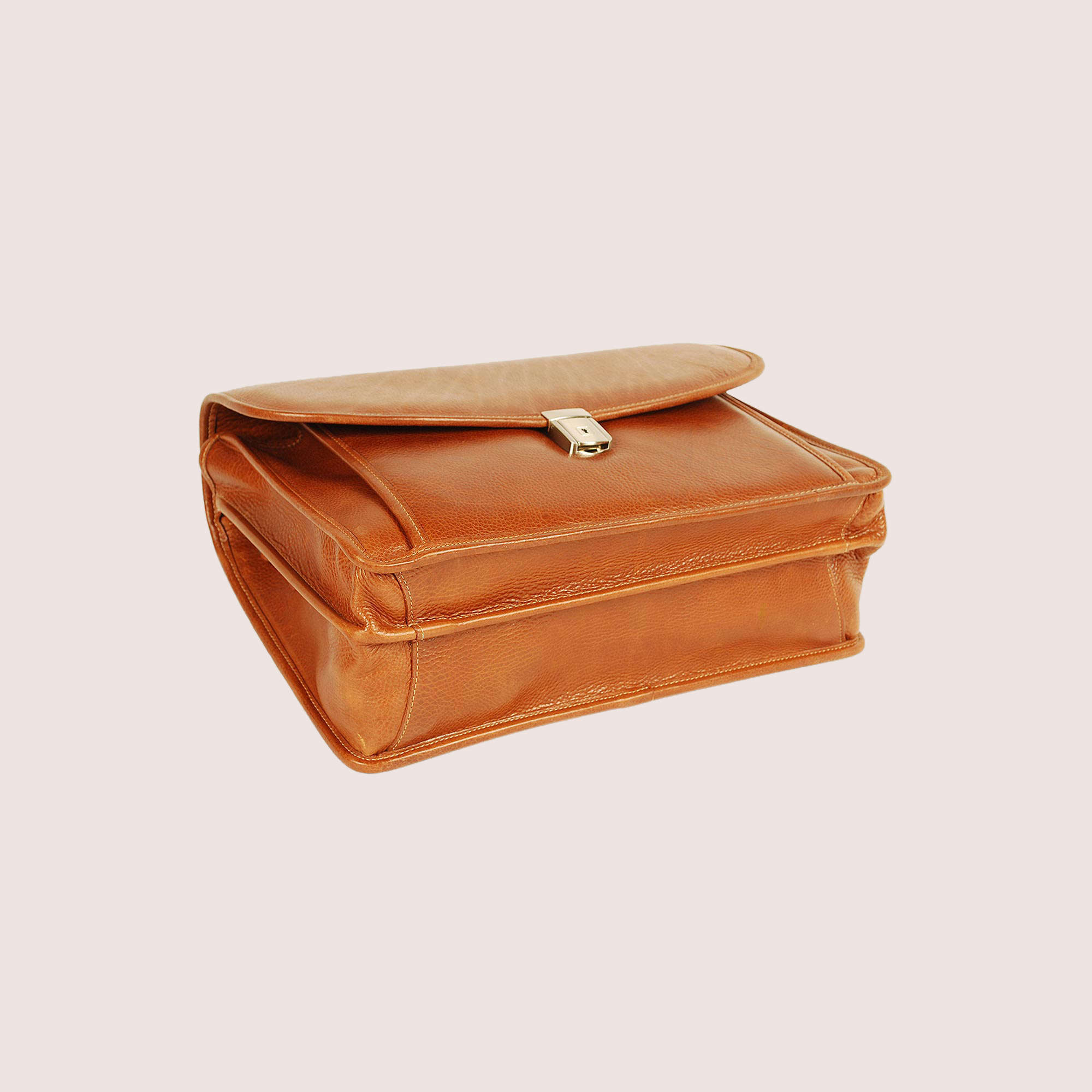Oscar Double Compartment Briefcase