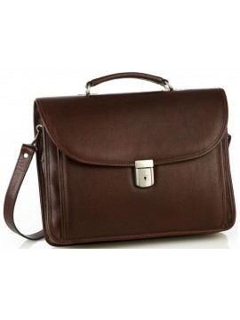 Sheldon Single Compartment Briefcase