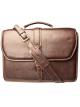 Triple Compartment Briefcase