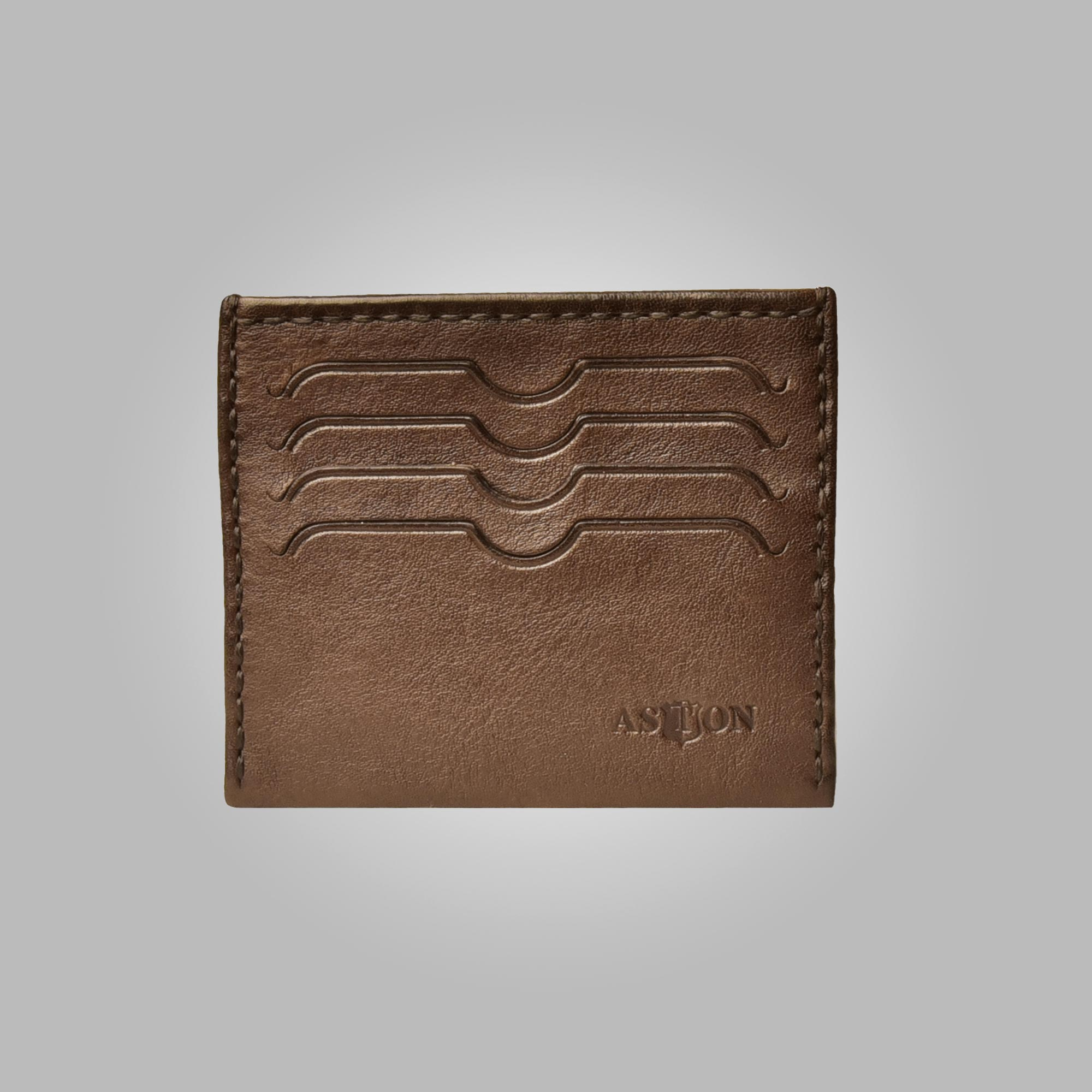 Irving Hand-Stitched Wallet