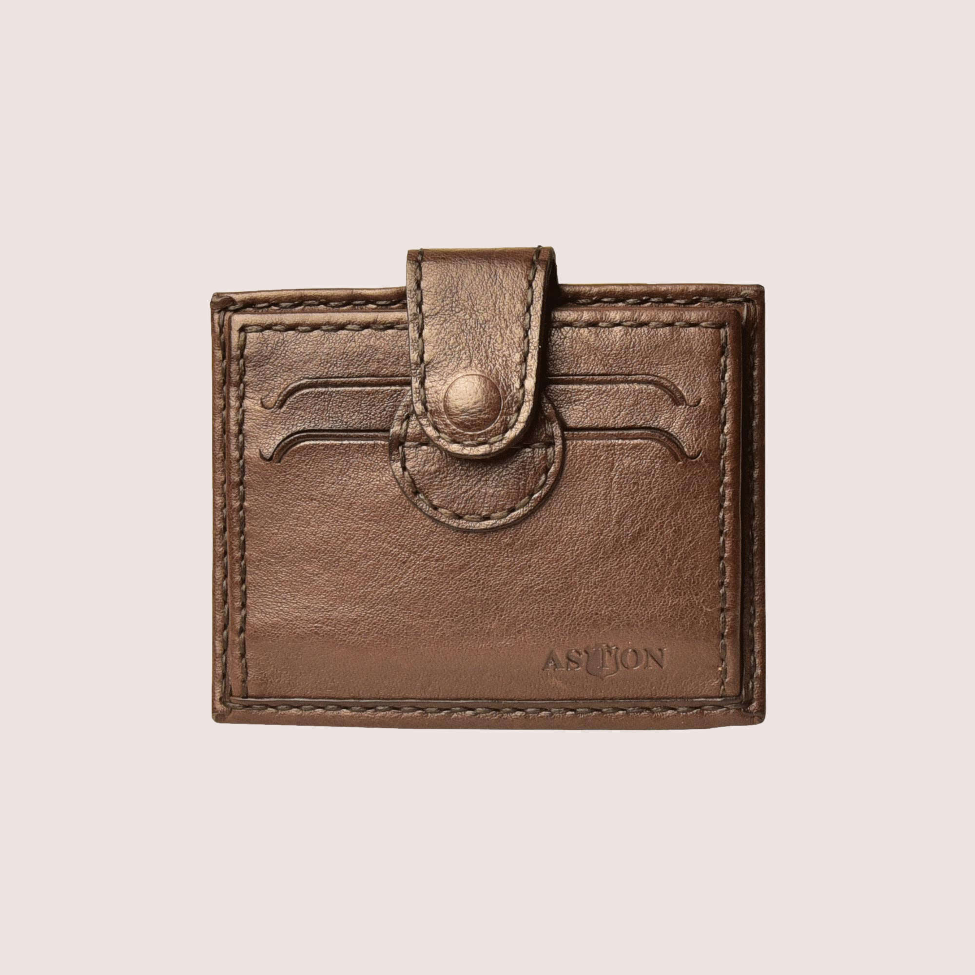 McCullers Hand-Stitched Wallet