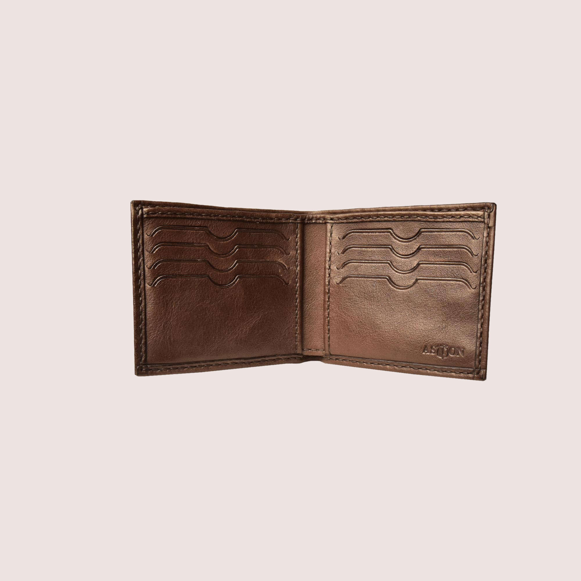 Fitzgerald Hand-Stitched Wallet