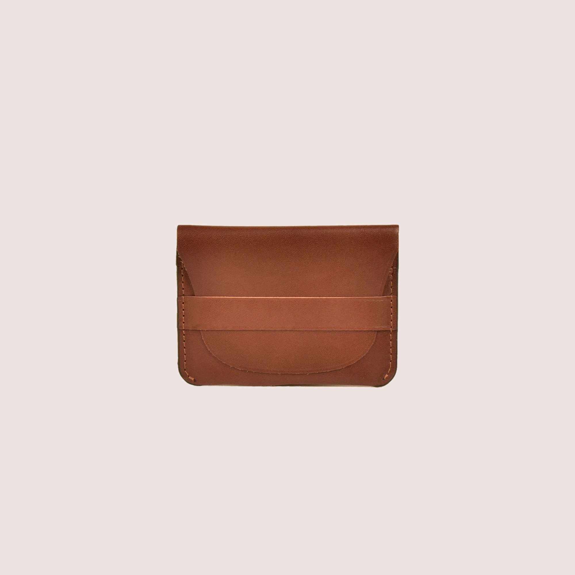 Twain Flap Over Card Holder