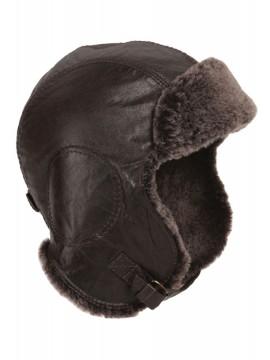 Aviator's Lambskin/Sheepskin Hat