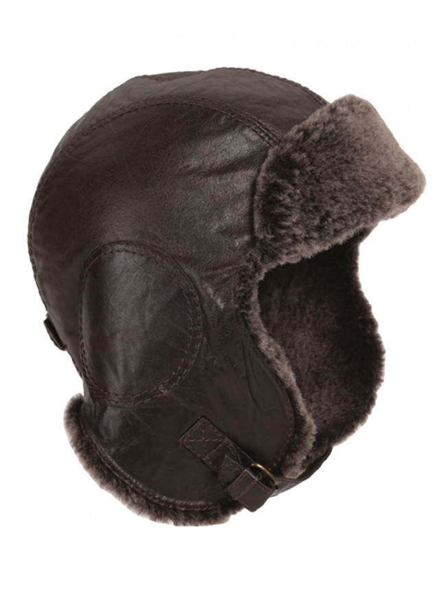 Aviator's Lambskin/Sheepskin Hat